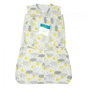 Breathable eco-friendly cotton swaddleme